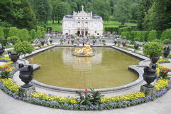 Linderhof Palace Stock Photos