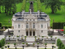 Linderhof Palace Stock Photography