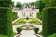 Linderhof Palace Garden. Stock Images