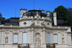 Linderhof palace, Germany Royalty Free Stock Images