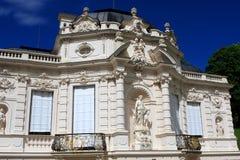 Linderhof palace, Germany Royalty Free Stock Image