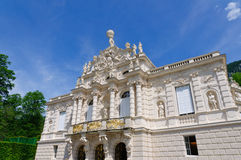 Linderhof Palace in Germany Stock Images
