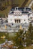 Linderhof-Schloss Lizenzfreie Stockfotografie