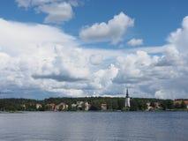 Lindesberg Imagem de Stock Royalty Free