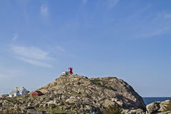 Lindesnes fyr Stock Images