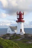 Lindesnes Lighthouse - Norway Stock Images