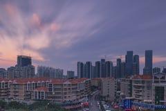 LindgDou gemenskap i Xiamen fotografering för bildbyråer