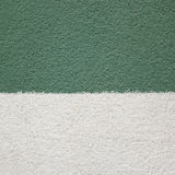 Lindgrüne Wände mit weißem Hintergrund Lizenzfreies Stockbild