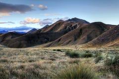 Lindis Pass, New Zealand Royalty Free Stock Image