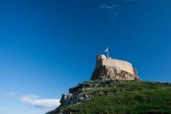 lindisfarne замока Стоковые Фотографии RF