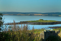 Lindisfarne Royalty Free Stock Photography