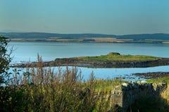 Lindisfarne fotografía de archivo libre de regalías
