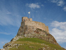 Lindisfarne Castle Royalty Free Stock Photo