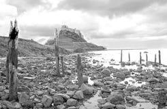 Lindisfarne Castle Stock Photography