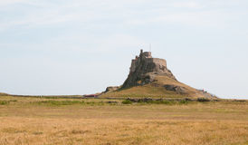 Lindisfarne Castle Royalty Free Stock Photography