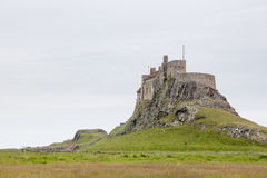 Lindisfarne Castle, holy island Stock Image