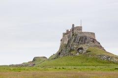 Lindisfarne Castle, holy island Stock Image