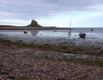 Lindisfarne Castle Stock Images