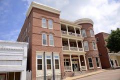 Lindo hotel w Covington Tennesse zdjęcie stock