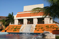 Lindo iberostar de Maya du Mexique la Riviera Image libre de droits
