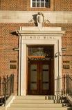 Lindo Wing Entrance, o hospital de St Mary Fotografia de Stock