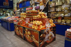 Lindor store Stock Photography