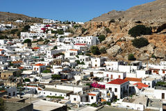 Lindos Stock Photos
