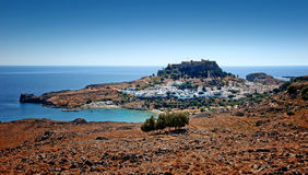 Lindos Stock Images