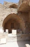 Lindos Acropolis Rhodes island, Greece Royalty Free Stock Image