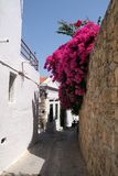 Lindos, Greece Stock Photo