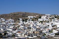 Lindos - Greek Royalty Free Stock Image