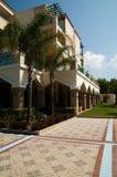 Lindos hotel Zdjęcie Royalty Free