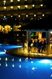 Lindos princes Hotel Stock Photos