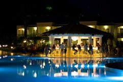 Lindos princes Hotel Stock Photography