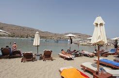 Lindos Rhodes island, Greece Stock Photo