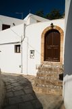 Lindos, Rhodos, Greec Royalty Free Stock Photo