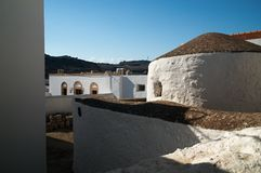 Lindos, Rhodos, Greec Royalty Free Stock Images