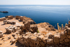 Lindos Royalty Free Stock Image