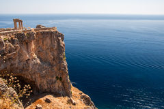 Lindos Royalty Free Stock Photography