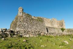 Lindoso castle Royalty Free Stock Image