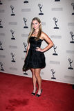 Lindsay Bushman arrives at the ATAS Daytime Emmy Awards Nominees Reception Stock Photography