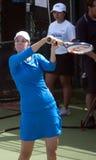 Lindsay Davenport at Harbor Point  Tournament. Lindsay Davenport at Harbor Point Esurance Tennis Charity Event Stock Photo