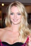 Lindsay Ellingson, Victoria's Secret lizenzfreie stockfotografie