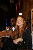 Lindsay Lohan Στοκ Εικόνες