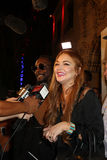 Lindsay Lohan Immagini Stock