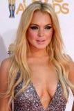 Lindsay Lohan Stockbild