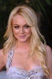 Lindsay Lohan Στοκ εικόνα με δικαίωμα ελεύθερης χρήσης