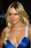 Lindsay Lohan Lizenzfreie Stockbilder