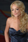 Lindsay Lohan Stock Photography