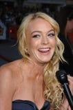 Lindsay Lohan Stock Photos